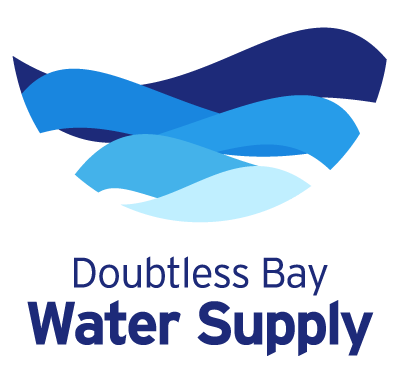 Doubtless Bay Water Supply Logo