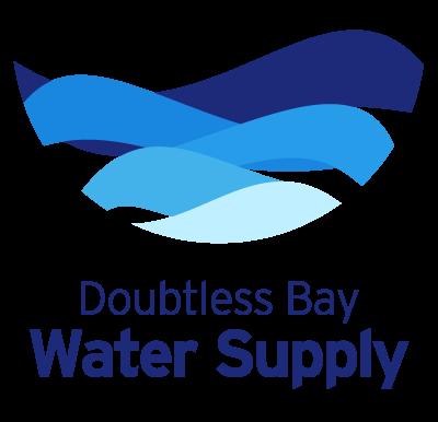 Doubtless Bay Water Supply Logo